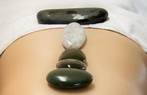 Basalt und Marmor