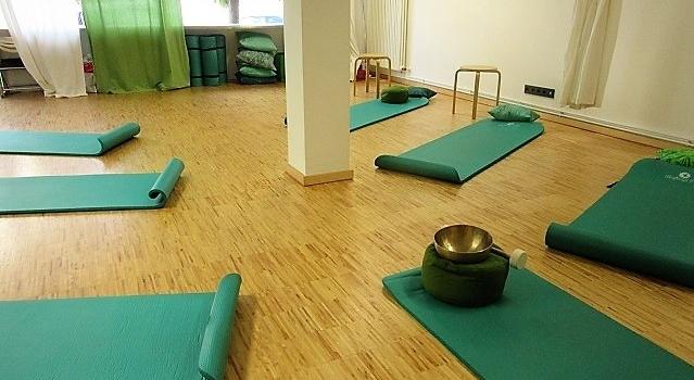Yoga bei hohem Blutdruck