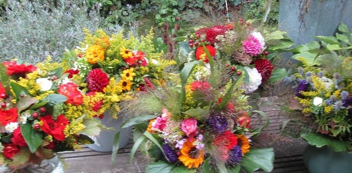 """Blumen Workshop – """"Duftige Sträuße"""""""